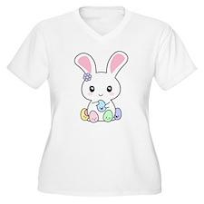 Kawaii Easter Bunny T-Shirt