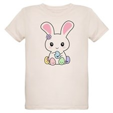 Kawaii Easter Bunny T-Shirt