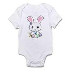 Kawaii Easter Bunny Infant Bodysuit