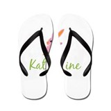 Easter Bunny Katharine Flip Flops