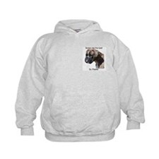 Boxers are the Best Brindle u Sweatshirt