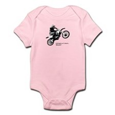 Dirtbike Infant Bodysuit