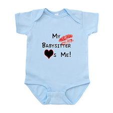 Babysitter Love Body Suit
