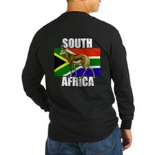 South Africa Springbok Long Sleeve T-Shirt