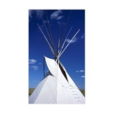 Native american teepee Decal