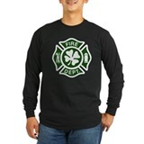 IRISH Fire Department Long Sleeve T-Shirt