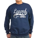 Legend Since 1961 Sweatshirt