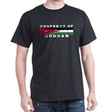 Property Of Jordan T-Shirt