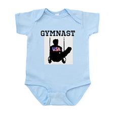 STAR GYMNAST Infant Bodysuit