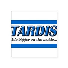 TARDI Sticker