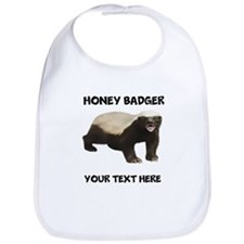 Custom Honey Badger Bib
