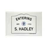 South Hadley Rectangle Magnet (10 pack)