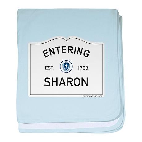 Sharon baby blanket