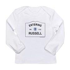 Russell Long Sleeve Infant T-Shirt