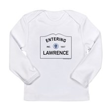 Lawrence Long Sleeve Infant T-Shirt