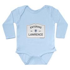 Lawrence Onesie Romper Suit