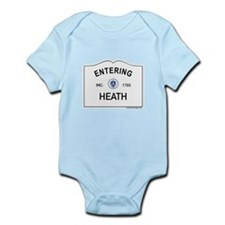 Heath Infant Bodysuit