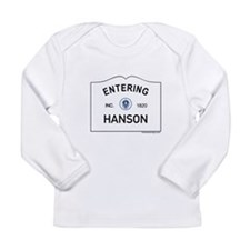 Hanson Long Sleeve Infant T-Shirt