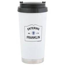 Franklin Ceramic Travel Mug