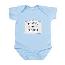 Florida Infant Bodysuit