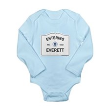 Everett Long Sleeve Infant Bodysuit