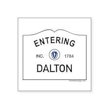 """Dalton Square Sticker 3"""" x 3"""""""