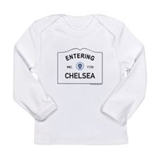 Chelsea Long Sleeve Infant T-Shirt