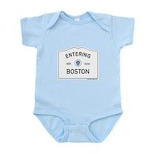 Boston Infant Bodysuit