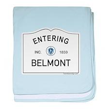 Bellingham baby blanket
