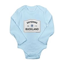 Buckland Long Sleeve Infant Bodysuit