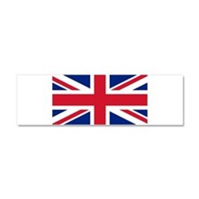 Cute Usa and uk flag Car Magnet 10 x 3