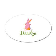 Easter Bunny Maritza Wall Decal