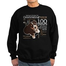 Entlebucher Mountain Dog 100 Year Jubilee Jumper S