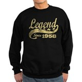 Legend Since 1958 Sweatshirt