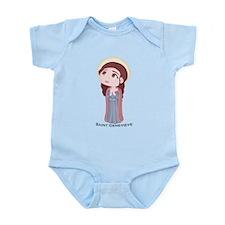 Catholic Saint Genevieve Infant Bodysuit