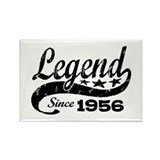 Legend Since 1956 Rectangle Magnet