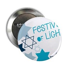 "Festival Of Lights 2.25"" Button"