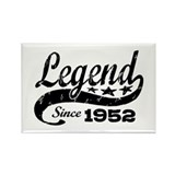 Legend Since 1952 Rectangle Magnet
