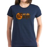 65 and Still Alive Hilarious Birthday Design T-Shi