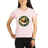 Cute Biathlon Performance Dry T-Shirt