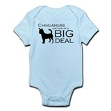 Chihuahua Big Deal Body Suit