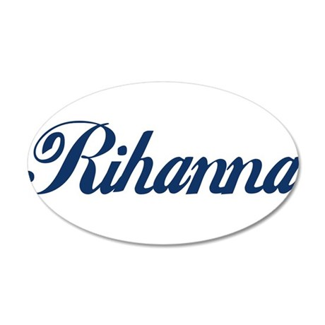 Rihanna Wall Sticker