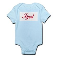 Syed Body Suit