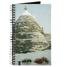 Italy, Puglia, Alberobello, Trulli house,  Journal