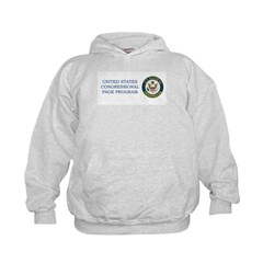 US House of Pedofiles Seal Kids Hoodie