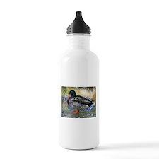 Mallard Duck Water Bottle
