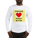 PEANUT Long Sleeve T-Shirt