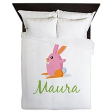 Easter Bunny Maura Queen Duvet