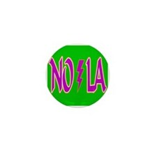NOLA Rock Style Mini Button