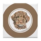 Cute Romagnolo Tile Coaster